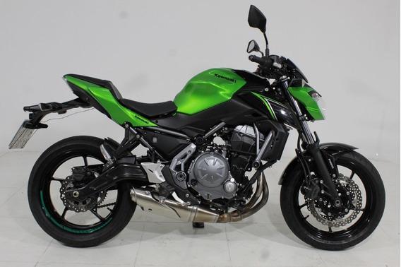 Kawasaki Z 650 Abs 2018 Verde