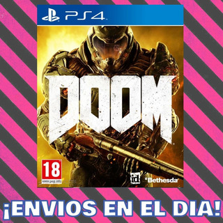 Doom Ps4 - Tenelo Ahora! Cuotas S/interes