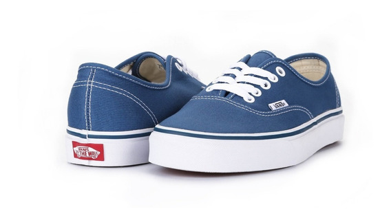 Zapatillas Vans Authentic Navy !!! 100% Originales