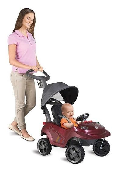 Carrinho De Passeio Smart Baby Comfort Bandeirante Mod Novo