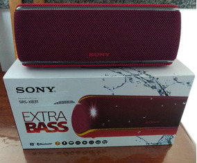 Caixa De Som Sony Xb31 A Prova D