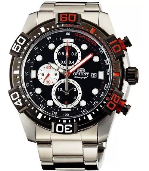 Reloj Orient Sport Cronógrafo Para Hombre Original