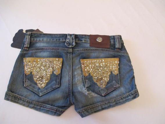 Autentico Short Jeans Antik Pronta Entrega!!!