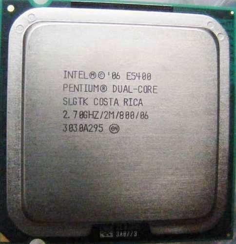 Processador Dual Core E5400