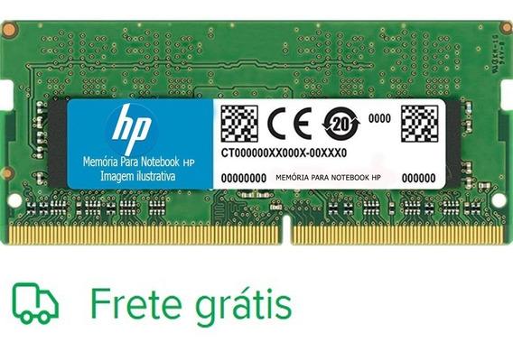 Memória 4gb Ddr3 Notebook Hp Elitebook 2540p Mm1uc