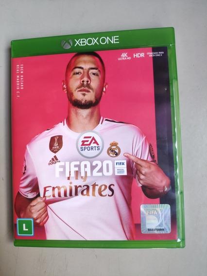 Fifa 20 Xbox One Totalmente Em Português Br Midia Física