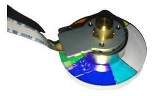 Color Wheel/prisma Benq Ms527