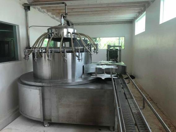 Planta Potabilizadora De Agua 2400 Botellones Por Hora