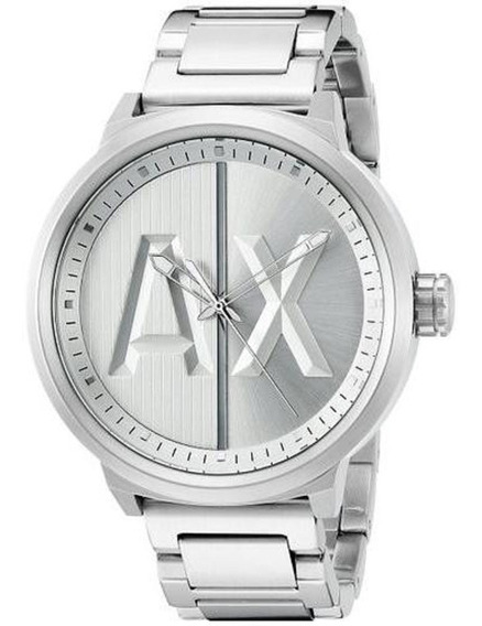 Relógio Armani Exchange Ax1364 Masculino Oversized