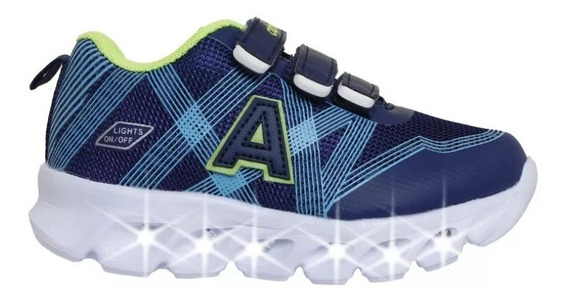 Zapatillas Addnice Con Luces Arrow Fty Calzados