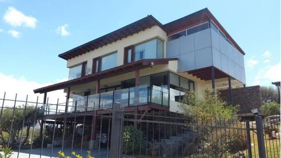 Vendo Casa Con Vista Al Lago En Carlos Paz