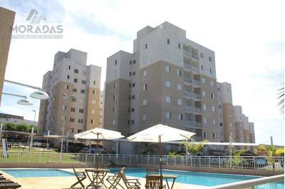 Apartamento Com 2 Dormitórios Para Alugar, 50 M² Por R$ 1.000/mês - Jardim Estoril - Marília/sp - Ap0473