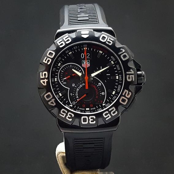 Tag Heuer Formula 1 Chronograph Pvd