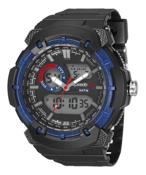 Relógio Speedo Masculino 81184g0evnp2 / Garantia E Nf