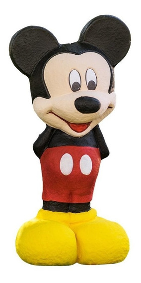Mickey Minnie Disney Piñata Fiesta Original Remate