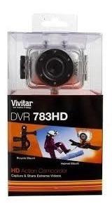 Câmera De Ação Vivitar