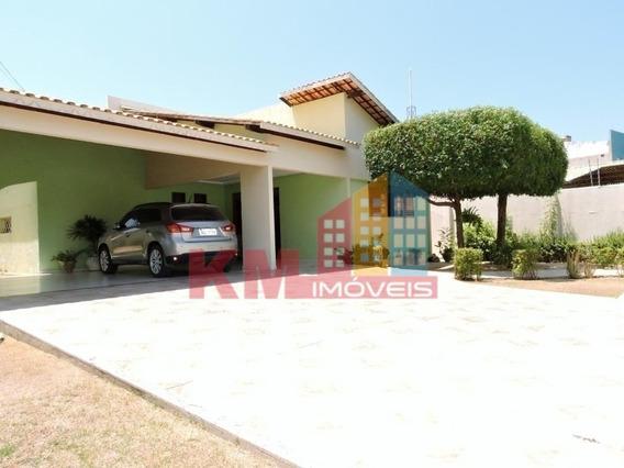 Vende-se Ótima Casa No Bairro Doze Anos Em Mossoró - Ca2648