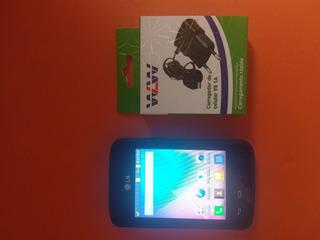 Celular Simples LG L3 Pega Face Internet E Whatsapp.