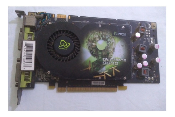 Placa De Video Gforce 9600gt 512 Mb