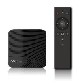 Mecool M8s Pro L Atv Inteligente Android Tv 7.1 Caixa De Tv