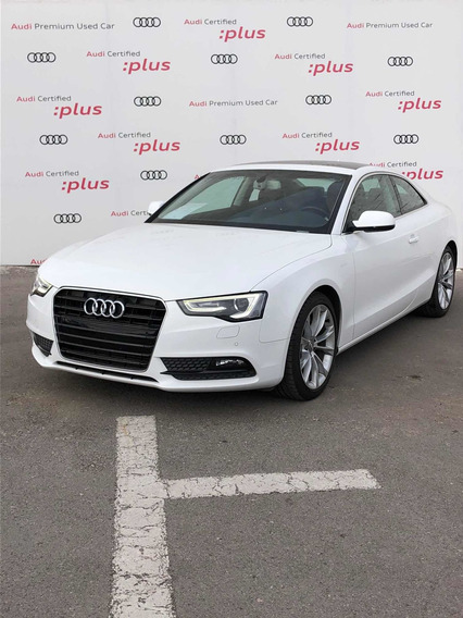 Audi A5 2.0 T Luxury Multitronic 225hp Cvt 2015