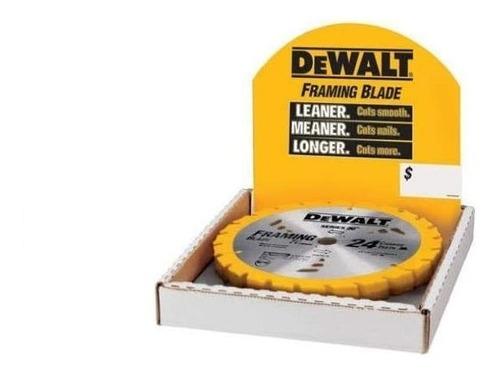 Disco De Sierra Dewal 7, 1-4 24 Dientes