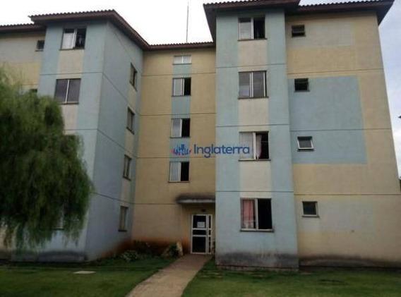 Apartamento À Venda, 48 M² Por R$ 98.000,00 - Nova Olinda - Londrina/pr - Ap1022