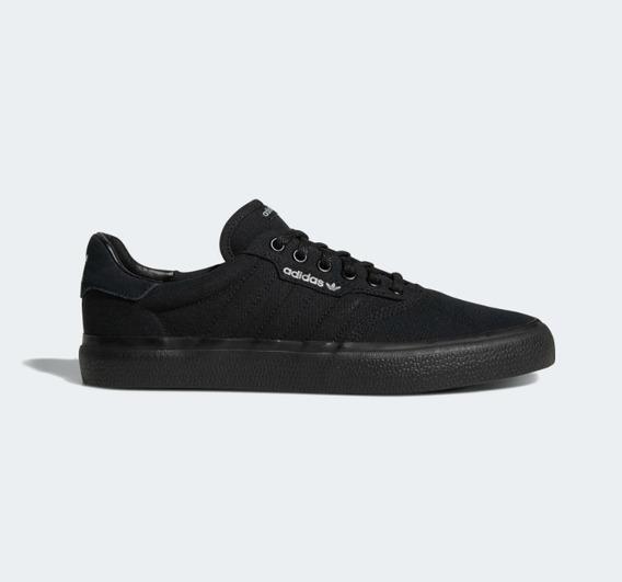 Tenis adidas Skateboarding 3mc All Black