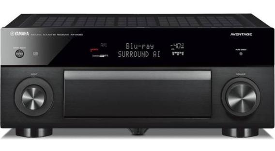 Receiver Yamaha Rx-a1080 7.2 4k Ultra Hd Dolby 110v