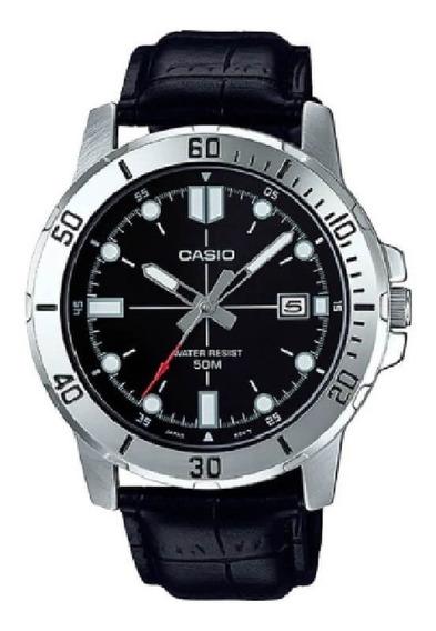 Relógio Casio Masculino Mtp-vd01l-1ev Original Nota Fiscal