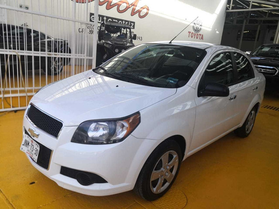 2017 Chevrolet Aveo Lt F Mt