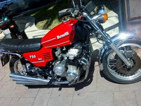 Benelli Sei 750 Cc Año 1974