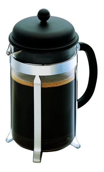 Cafetera Émbolo Bodum Caffettiera 8 Pocillos Pettish Vc