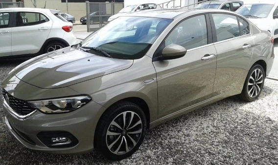 Nuevo Fiat Tipo 1.8 A/t 0km $90.000 Y Cuotas En Pesos R-