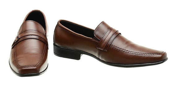 Sapato Social Masculino Siroco Capuccino 1103e