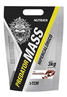 Predator Mass - 3000g Chocolate - Nutrata