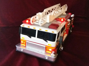 Engine Truck Sound Light-road Rippers Rush And Rescue