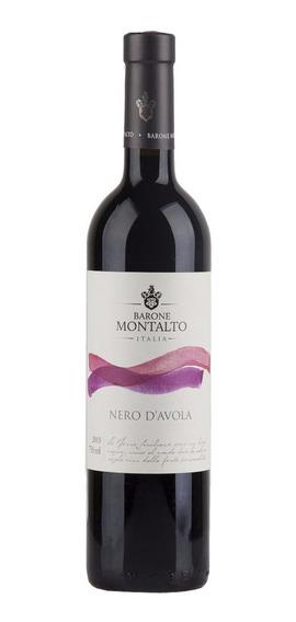 Vinho Tinto Italiano Acquerello 2017 - Barone Montalto