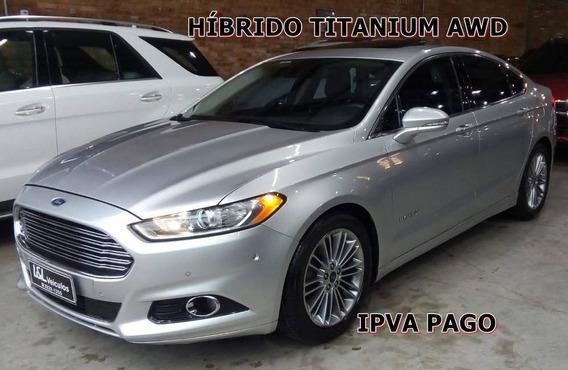 Ford Fusion 2.0 Titanium 16v Híbrido 4p Automático