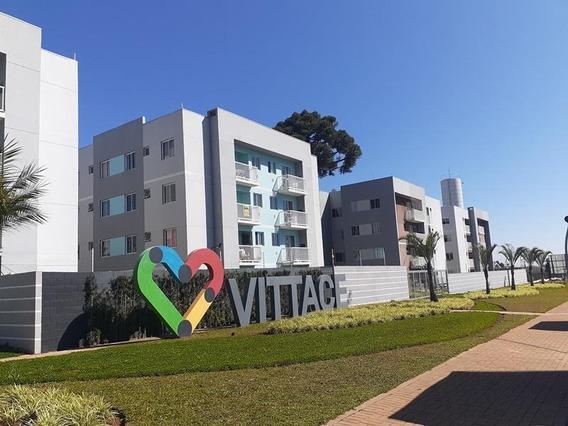 Apartamento Com 3 Dormitórios Para Alugar, 55 M² Por R$ 800,00/mês - Uvaranas - Ponta Grossa/pr - Ap0416