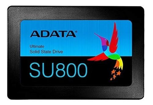 Adata Su800 1 Tb 3d 2.5 Sataiii Unidad De Estado Sólido Ssd