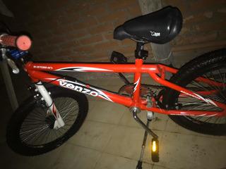 Bicicleta Venzo Inferno Rodado 20