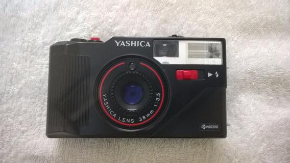 Câmera Fotográfica Yashica Mf3 Super Usada