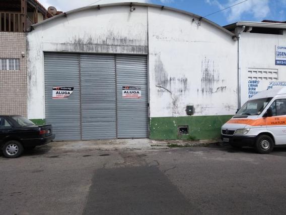 Galpão Comercial À Venda, Alecrim, Natal. - Ga0002