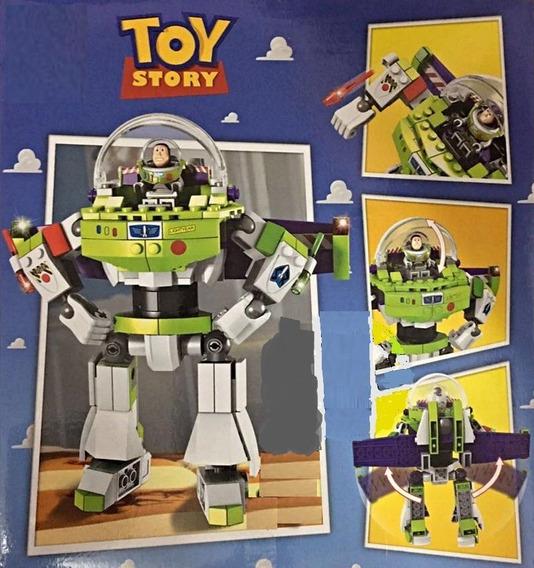 Toy Story Buzz Lightyear Grande Blocos De Montar