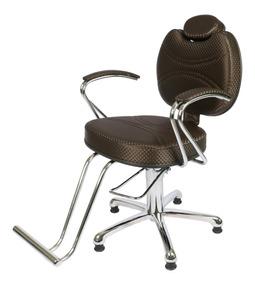 Cadeira Poltrona Recl. Maquiagem Sobrancelha