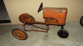 Trator Pedalcar Antigo
