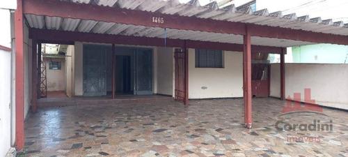 Casa Com 3 Dormitórios Para Alugar, 220 M² Por R$ 1.900,00/mês - Cidade Jardim - Americana/sp - Ca2859