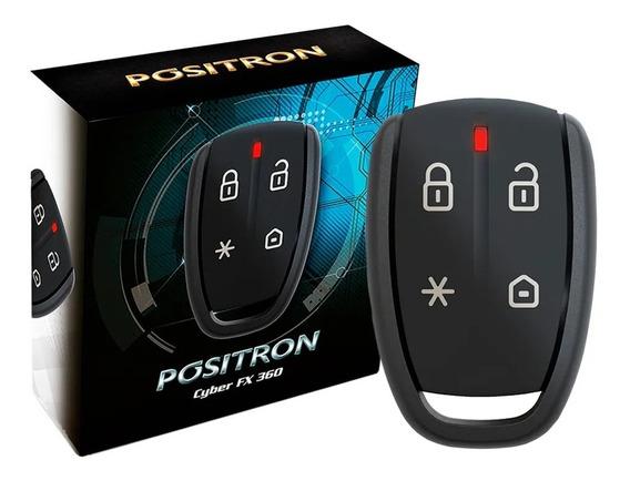 Alarme Positron Cyber Fx 360 Sensor De Presença 2 Controles