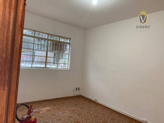 Ótima Casa Comercial Para Locação Na Vila Arens Ii Com 94 M² - Ca1453
